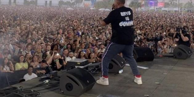 Will Smith aparece en el festival Coachella 2019