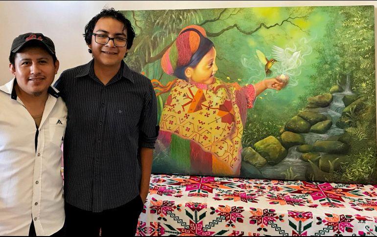 Asesinan al muralista huasteco Héctor Domínguez y a dos de sus familiares