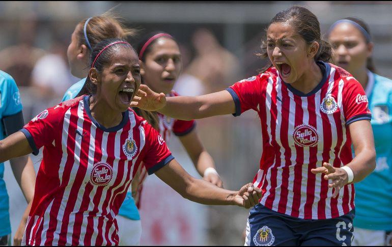 Aunque sean mujeres juegan muy bien: DT de Chivas Femenil