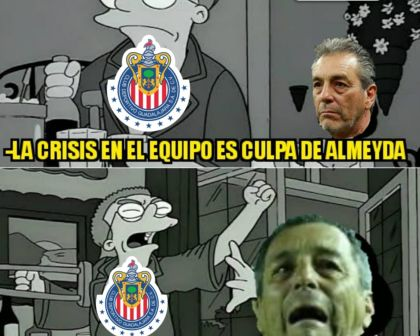 No metas a Almeyda