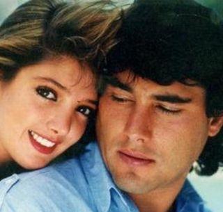 Eduardo Yáñez comparte foto de hace 31 años con Adela