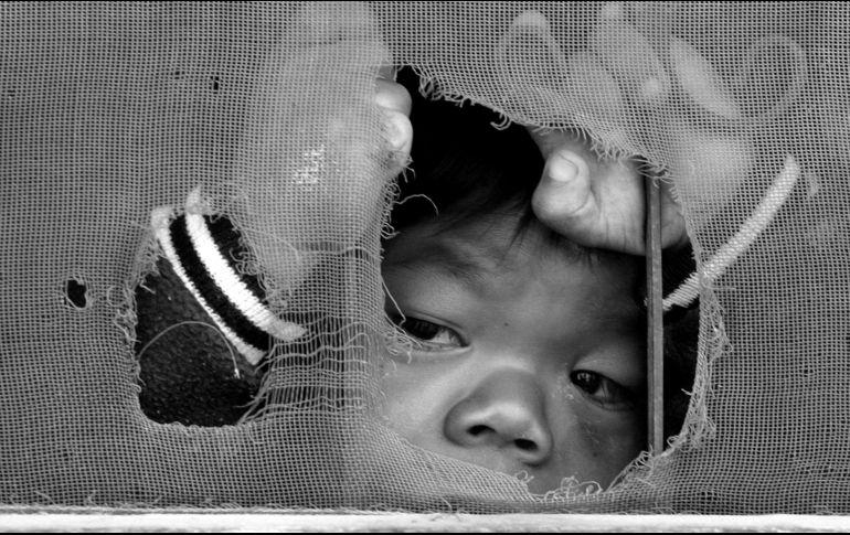 En México 60% de los niños de entre 1 a 14 años han experimentado algún método violento de disciplina. EL INFORMADOR/ ARCHIVO