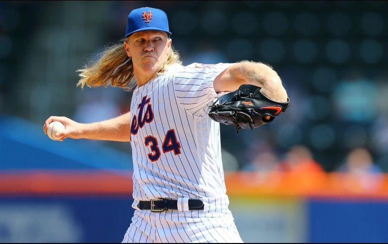 Los Mets trajeron a Thor para vencer a los Rojos
