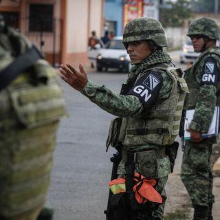 Resultado de imagen para Urge consolidar estrategia de la Guardia Nacional, dice Manuel Oropeza