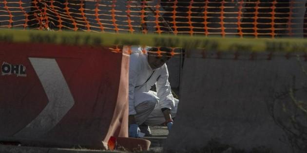 Balacera en Ciudad de México deja a pareja y bebé de ocho meses muertos