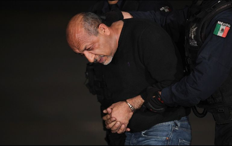 """Dan a """"La Tuta"""" a 55 años de cárcel por secuestro"""
