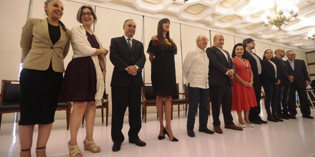 Jalisco premia a sus hijos ilustres