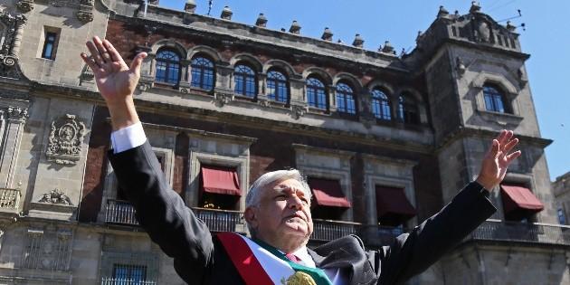 López Obrador confirma que se mudará a Palacio Nacional