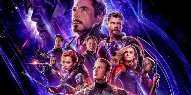 """""""Avengers: Endgame"""" triunfa en los MTV Movie y TV Awards"""
