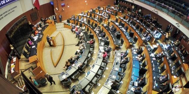 Senado, listo para aprobar el T-MEC: Martí Batres