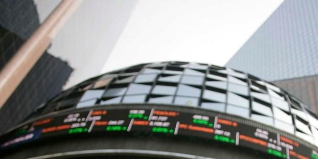 La Bolsa Mexicana inicia la semana con alza