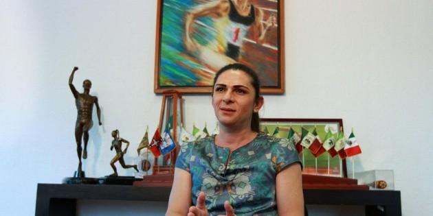 Salida de la Conade, especulaciones y rumores: Ana Guevara