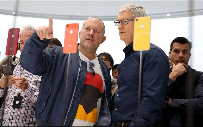 0c5a4b7542f Apple no especificó en qué fecha exacta se marchará Jony Ive más allá de  que será