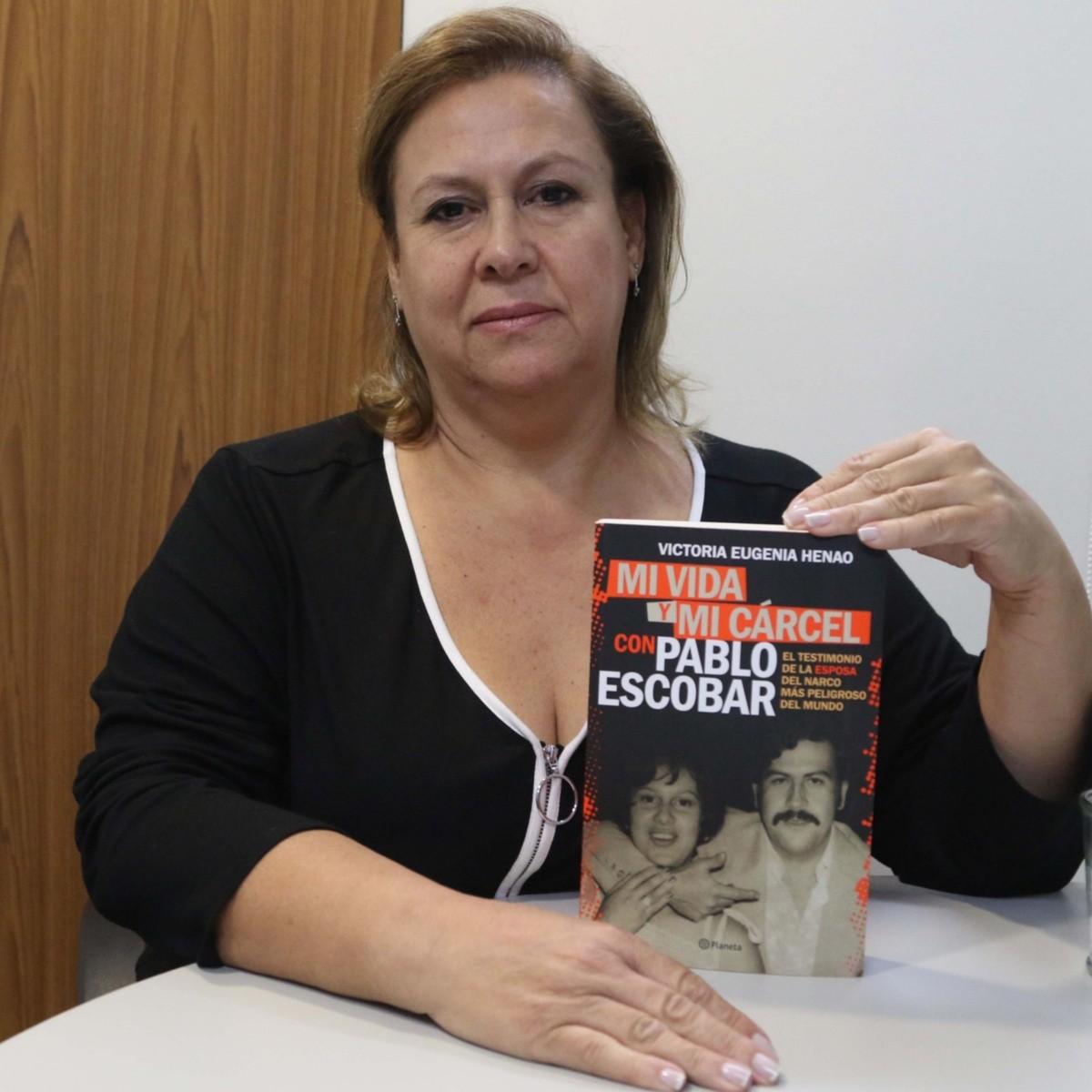 Los Lujos Se Volvieron Pesadilla Dice Esposa De Pablo Escobar El Informador