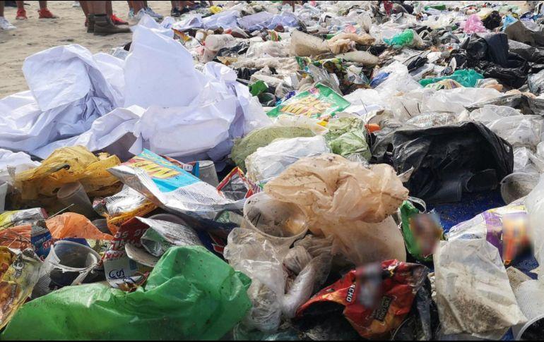 Greenpeace pide legislación para plásticos de un solo uso