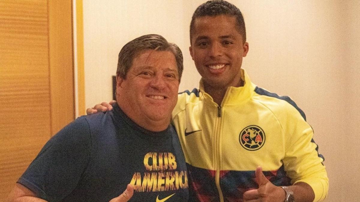 Giovani dos Santos corona al Piojo como el mejor entrenador de la historia del futbol mexicano