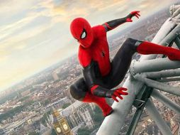 """Spider-Man: Lejos de Casa"" es protagonizado por Tom Holland. FACEBOOK / Spider-Man"