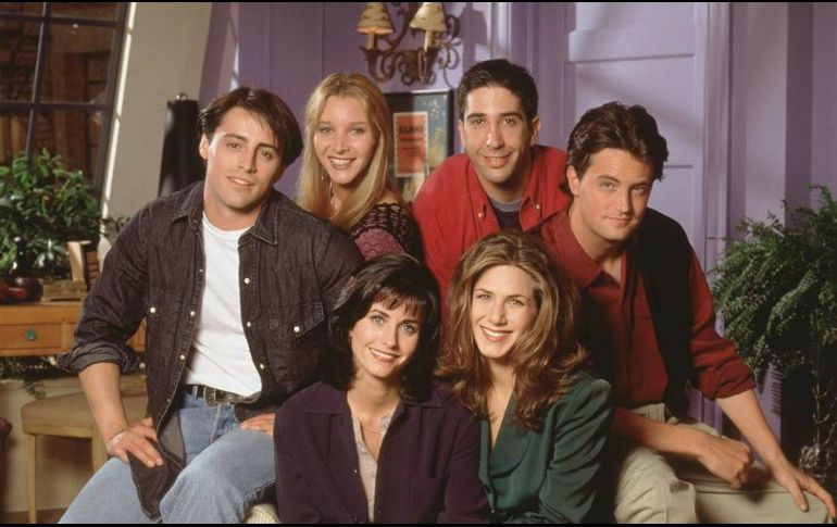 "Netflix sólo ha confirmado que ""Friends"" se iría en EU. FACEBOOK / Friends Tv Show"