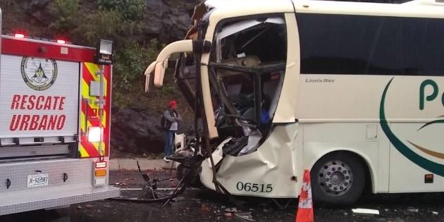 Choque en carretera Ocotlán-Guadalajara deja un muerto