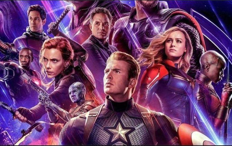 El Triunfo De Avengers Endgame Cuales Son Las Peliculas Mas