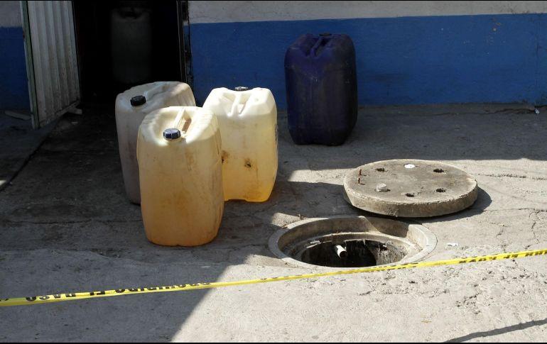 Desmantelan campamento de huachicol en Sonora