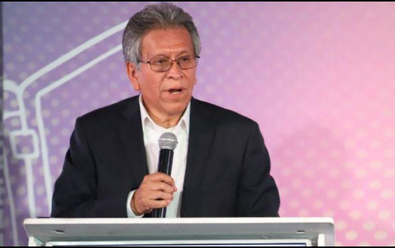 El Lic. Cirilo Rivera, director General de Caja Popular Mexicana. ESPECIAL