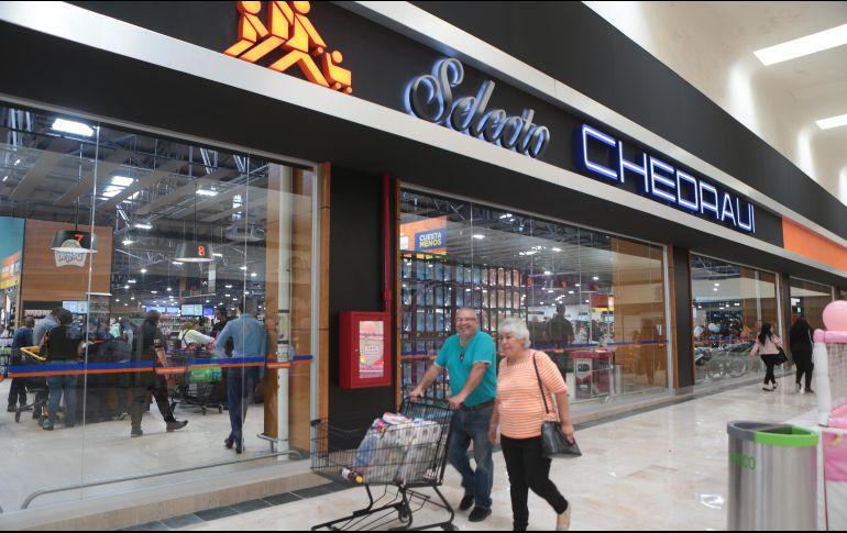 Chedraui Selecto abrió sus puertas en Plaza México. EL INFORMADOR / G. Gallo