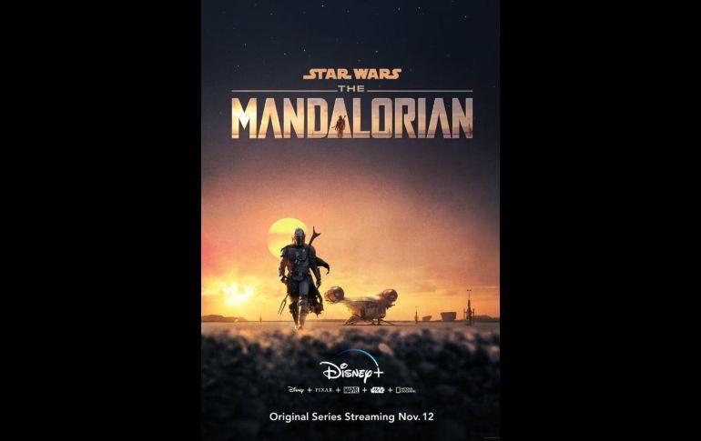 """Star Wars: The Mandalorian�. TWITTER / DisneyPlus"