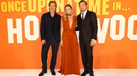 """Once Upon a Time in... Hollywood"" obtiene una ganancia de 46.8 millones de pesos en su fin de semana de estreno. FACEBOOK / Once Upon a Time in Hollywood"