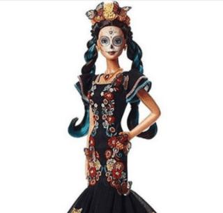 Barbie Conmemora El Día De Muertos Y Evoca A La Tradicional
