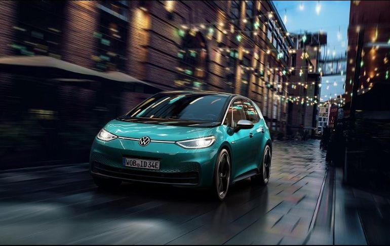 Volkswagen se electrifica con la llegada del nuevo ID.3 2020