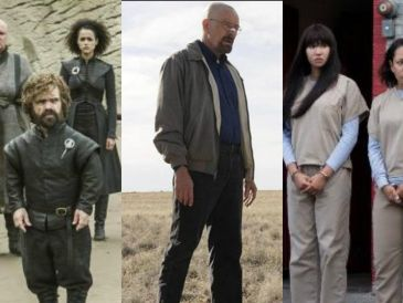 """Game of Thrones"", ""Breaking Bad"" y ""Orange is the New Black"" forman parte del top 100 compartido por The Guardian. ESPECIAL"