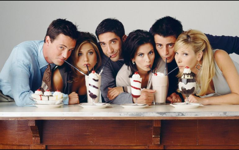 """Friends"" fue transmitido de 1994 a 2004. FACEBOOK / Friends"