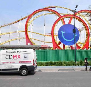 Captan En Video Accidente En Juego Mecanico De La Feria El
