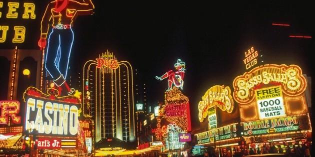 Las Vegas entretenimiento eterno
