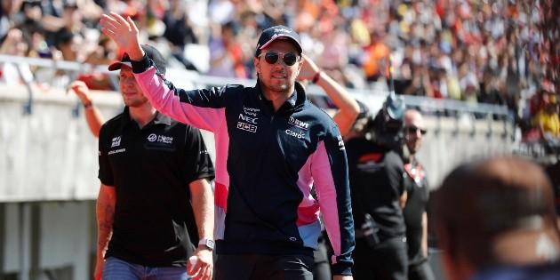 """""""Checo"""" Pérez afirma que Gasly le arruinó una gran carrera en Japón"""