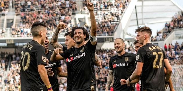 Gol de Carlos Vela es nominado al mejor de la MLS