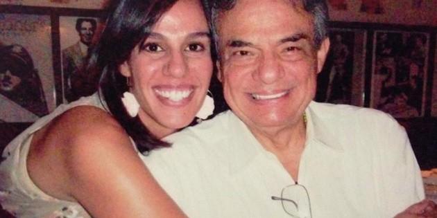 """""""Agradecida por ser tu hija"""", escribe Marysol a José José"""