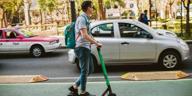 Frenan convocatorias para renta de scooters