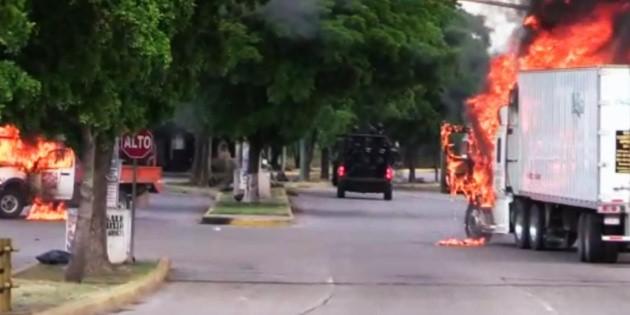Gabinete de seguridad informará sobre violencia en Culiacán: López Obrador