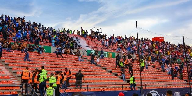 Liga MX pide que se apliquen sanciones por hechos en San Luis