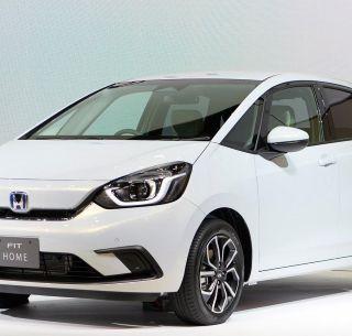 Honda fit 2020 precio