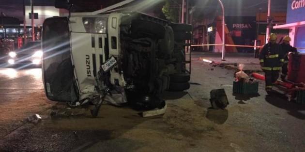 Muere una persona tras choque en colonia San Juan de Dios - EL INFORMADOR