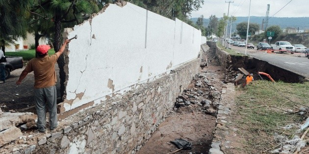 Señalan omisiones de Tlajomulco contra inundaciones en San Agustín - EL INFORMADOR
