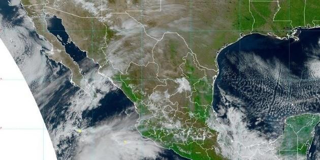 "Prevén lluvias muy fuertes por tormenta tropical ""Raymond"" - EL INFORMADOR"