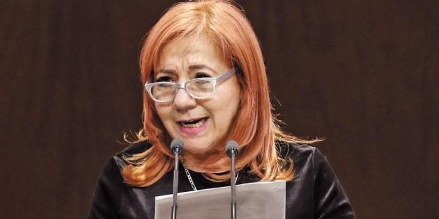 Querétaro desconoce a Rosario Piedra como presidenta de la CNDH - EL INFORMADOR