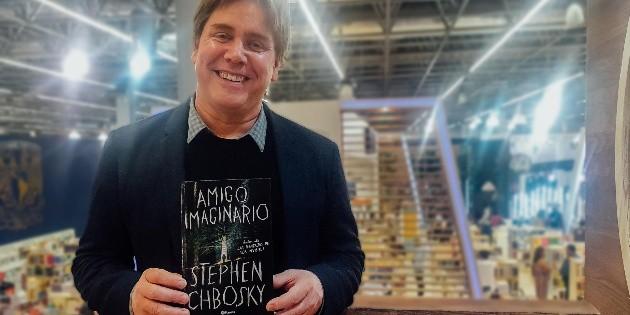 """El """"Amigo imaginario"""" de Stephen Chbosky"""