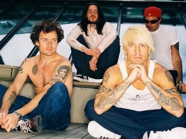 El regreso de Frusciante marca la tercera vez que regresa con los Red Hot Chili Peppers. ESPECIAL