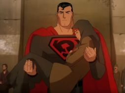 "Warner y DC revelan tráiler de la cinta animada ""Superman: Red Son"""