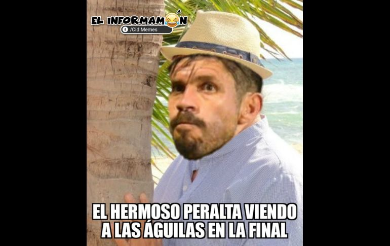 Memes De La Final De America Vs Monterrey